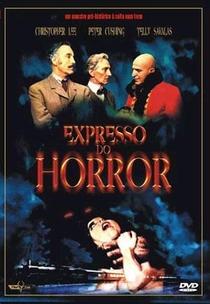 O Expresso do Horror - Poster / Capa / Cartaz - Oficial 3