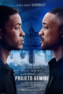Projeto Gemini - Poster / Capa / Cartaz - Oficial 1