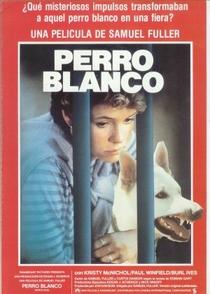 Cão Branco - Poster / Capa / Cartaz - Oficial 8