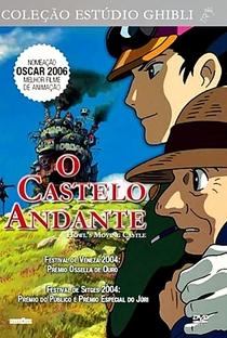 O Castelo Animado - Poster / Capa / Cartaz - Oficial 28