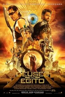 Deuses do Egito - Poster / Capa / Cartaz - Oficial 2