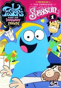 A Mansão Foster para Amigos Imaginários (1ª temporada) - Poster / Capa / Cartaz - Oficial 1