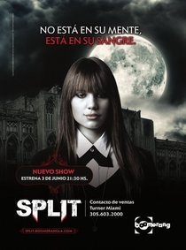 Split (1ª Temporada) - Poster / Capa / Cartaz - Oficial 1