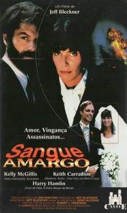 Sangue Amargo - Poster / Capa / Cartaz - Oficial 1