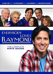 Everybody Loves Raymond (9°Temporada) - Poster / Capa / Cartaz - Oficial 1