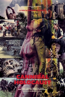 Holocausto Canibal - Poster / Capa / Cartaz - Oficial 17