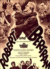 Robert und Bertram - Poster / Capa / Cartaz - Oficial 1