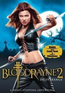 BloodRayne 2 - Libertação - Poster / Capa / Cartaz - Oficial 1