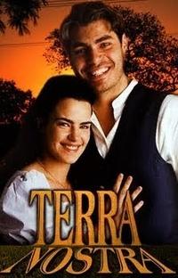 Terra Nostra - Poster / Capa / Cartaz - Oficial 2