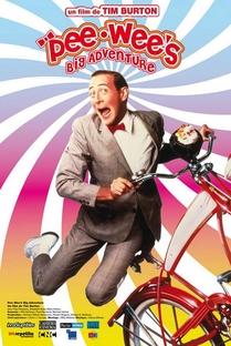 As Grandes Aventuras de Pee-wee - Poster / Capa / Cartaz - Oficial 3