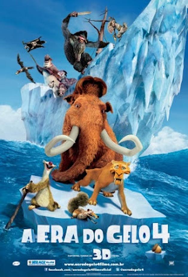 Cinema com Crítica: A Era do Gelo 4