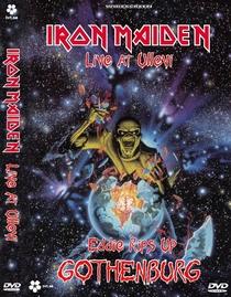 Iron Maiden Live At Ullevi 2005 - Poster / Capa / Cartaz - Oficial 1