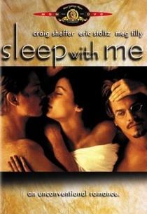 Vem Dormir Comigo - Poster / Capa / Cartaz - Oficial 1