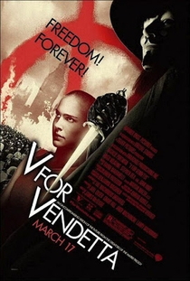 V de Vingança - Poster / Capa / Cartaz - Oficial 12
