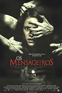 Os Mensageiros - Poster / Capa / Cartaz - Oficial 1