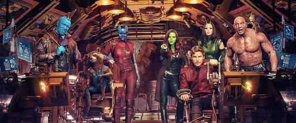 Ação, comédia e uma boa dose de drama: Guardiões da Galáxia Vol. 2 entra para o catálogo do Telecine Play!