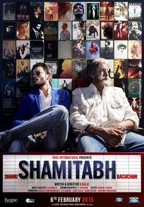 Shamitabh - Poster / Capa / Cartaz - Oficial 3