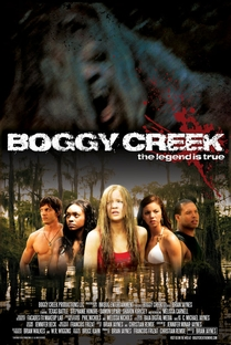 Boggy Creek - Poster / Capa / Cartaz - Oficial 1