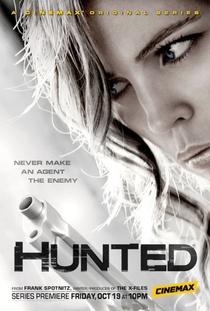 Hunted (1ª Temporada) - Poster / Capa / Cartaz - Oficial 1
