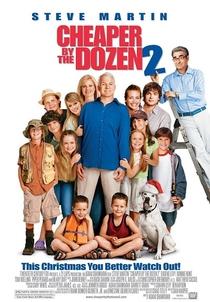 Doze é Demais 2 - Poster / Capa / Cartaz - Oficial 3