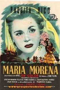 María Morena - Poster / Capa / Cartaz - Oficial 6