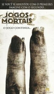 Jogos Mortais 2 - Poster / Capa / Cartaz - Oficial 3