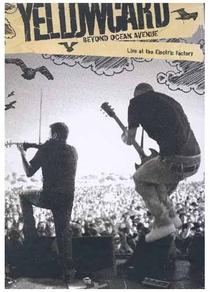 Yellowcard - Beyond Ocean Avenue - Poster / Capa / Cartaz - Oficial 1