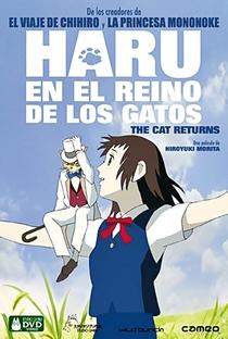 O Reino dos Gatos - Poster / Capa / Cartaz - Oficial 22