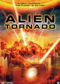 Alien Tornado - Poster / Capa / Cartaz - Oficial 1