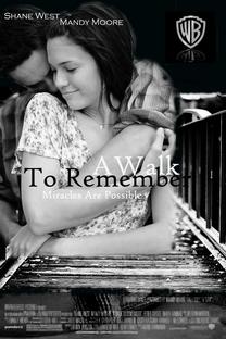 Um Amor Para Recordar - Poster / Capa / Cartaz - Oficial 2
