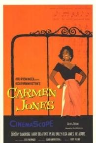 Carmen Jones - Poster / Capa / Cartaz - Oficial 5