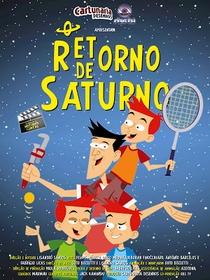O Retorno de Saturno - Poster / Capa / Cartaz - Oficial 1