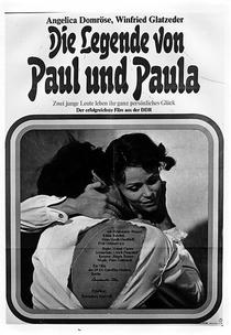 A Lenda  De  Paul  E  Paula - Poster / Capa / Cartaz - Oficial 3