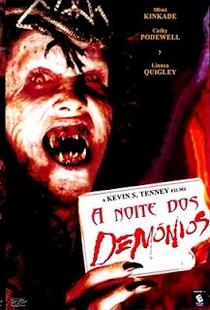 A Noite dos Demônios - Poster / Capa / Cartaz - Oficial 2