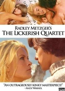 O Quarteto Lickeris - Poster / Capa / Cartaz - Oficial 5