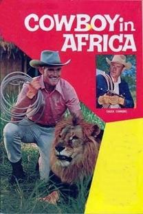 Cowboy in Africa (1ª Temporada)  - Poster / Capa / Cartaz - Oficial 1