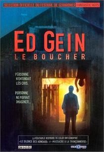 Ed Gein - O Serial Killer  - Poster / Capa / Cartaz - Oficial 7