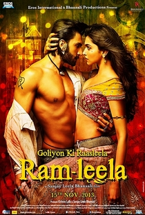 Ram-Leela - Poster / Capa / Cartaz - Oficial 2