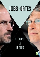Steve Jobs vs Bill Gates: O Hippie e o Nerd (Steve Jobs vs Bill Gates: le hippie et le geek)