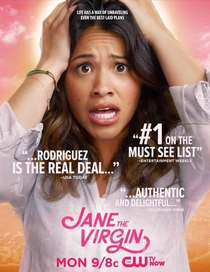 Jane the Virgin (1ª Temporada) - Poster / Capa / Cartaz - Oficial 7