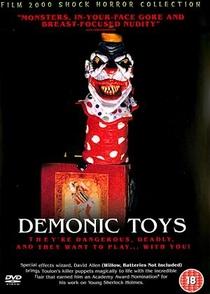 Brinquedos Diabólicos - Poster / Capa / Cartaz - Oficial 5
