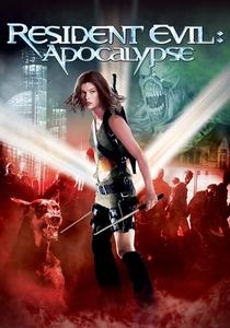 Resident Evil 2: Apocalipse - Poster / Capa / Cartaz - Oficial 3
