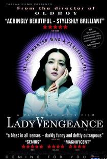 Lady Vingança - Poster / Capa / Cartaz - Oficial 20