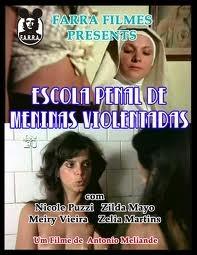Escola Penal de Meninas Violentadas - Poster / Capa / Cartaz - Oficial 1
