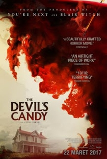 The Devil's Candy - Poster / Capa / Cartaz - Oficial 4