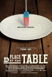A Place at the Table - Poster / Capa / Cartaz - Oficial 1