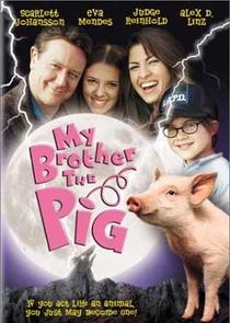 Pig - Uma Aventura Animal - Poster / Capa / Cartaz - Oficial 1