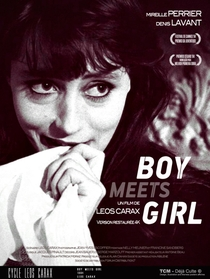 Boy Meets Girl - Poster / Capa / Cartaz - Oficial 4