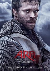Arn – O Reino ao Final da Jornada - Poster / Capa / Cartaz - Oficial 1