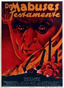 O Testamento do Dr. Mabuse - Poster / Capa / Cartaz - Oficial 4